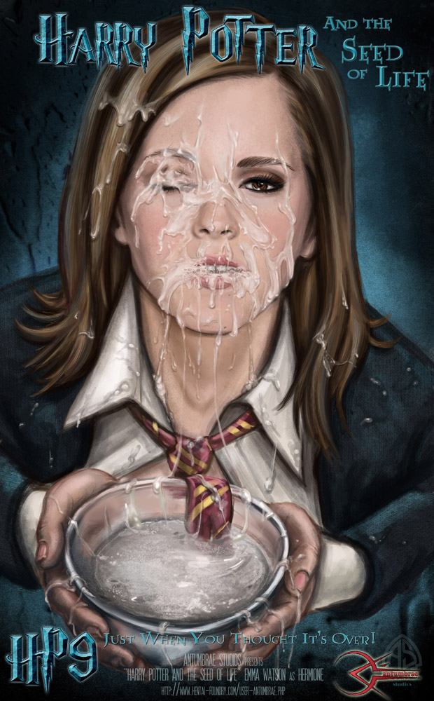 emma watson naked potter harry Sissy ass fucked by bbc
