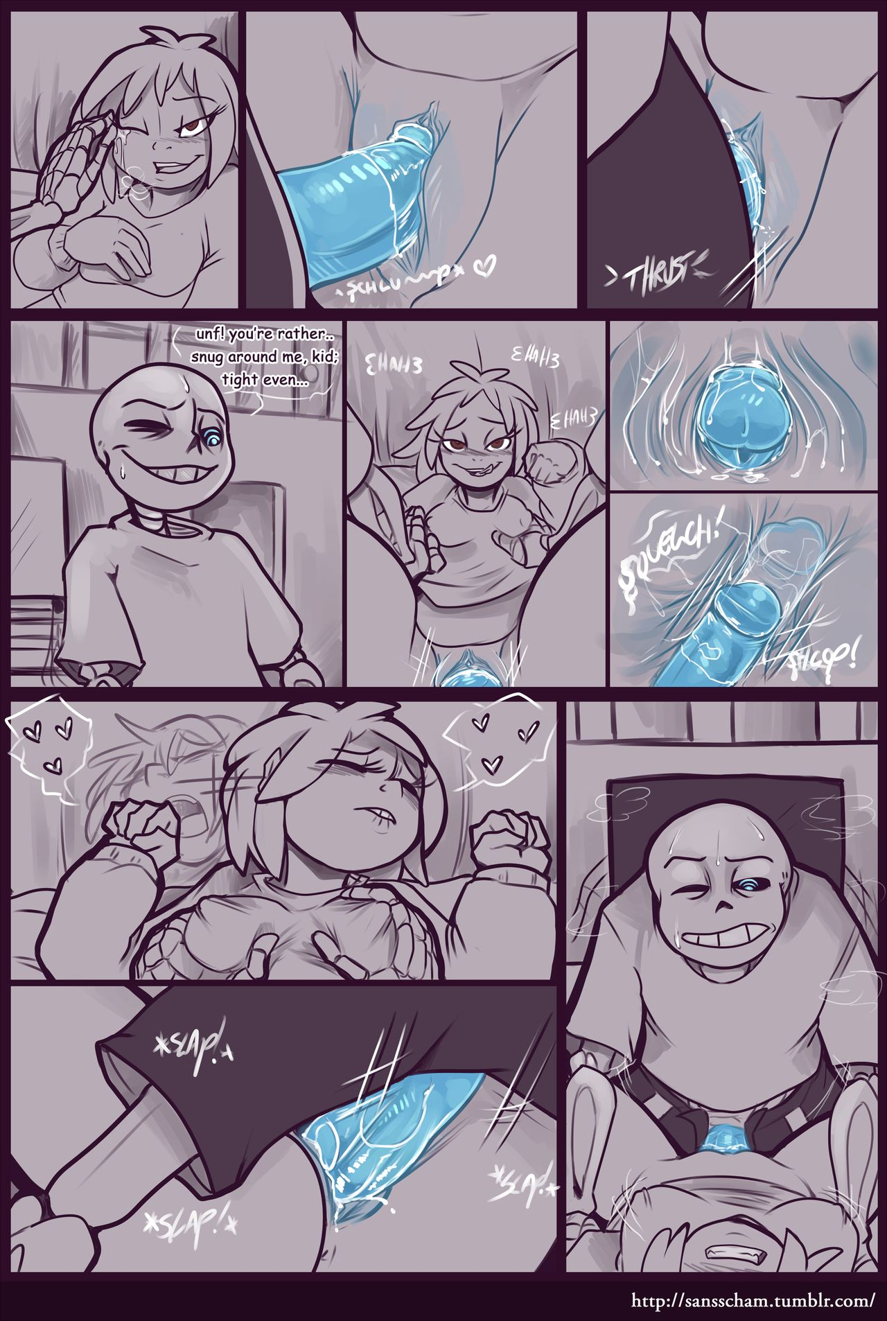 frisk papyrus and undertale sans and Escape from planet earth lena