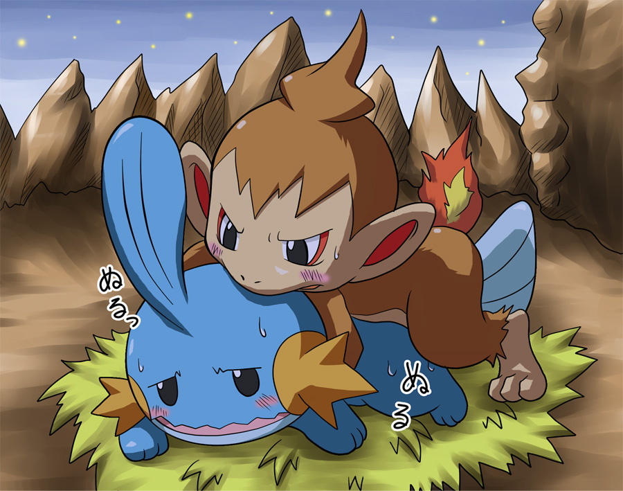 pokemon super mystery dungeon chespin Is this a zombie hellscythe