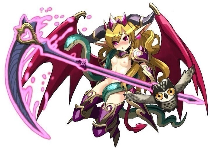 z puzzle dragons syrup and In another world with my cell phone