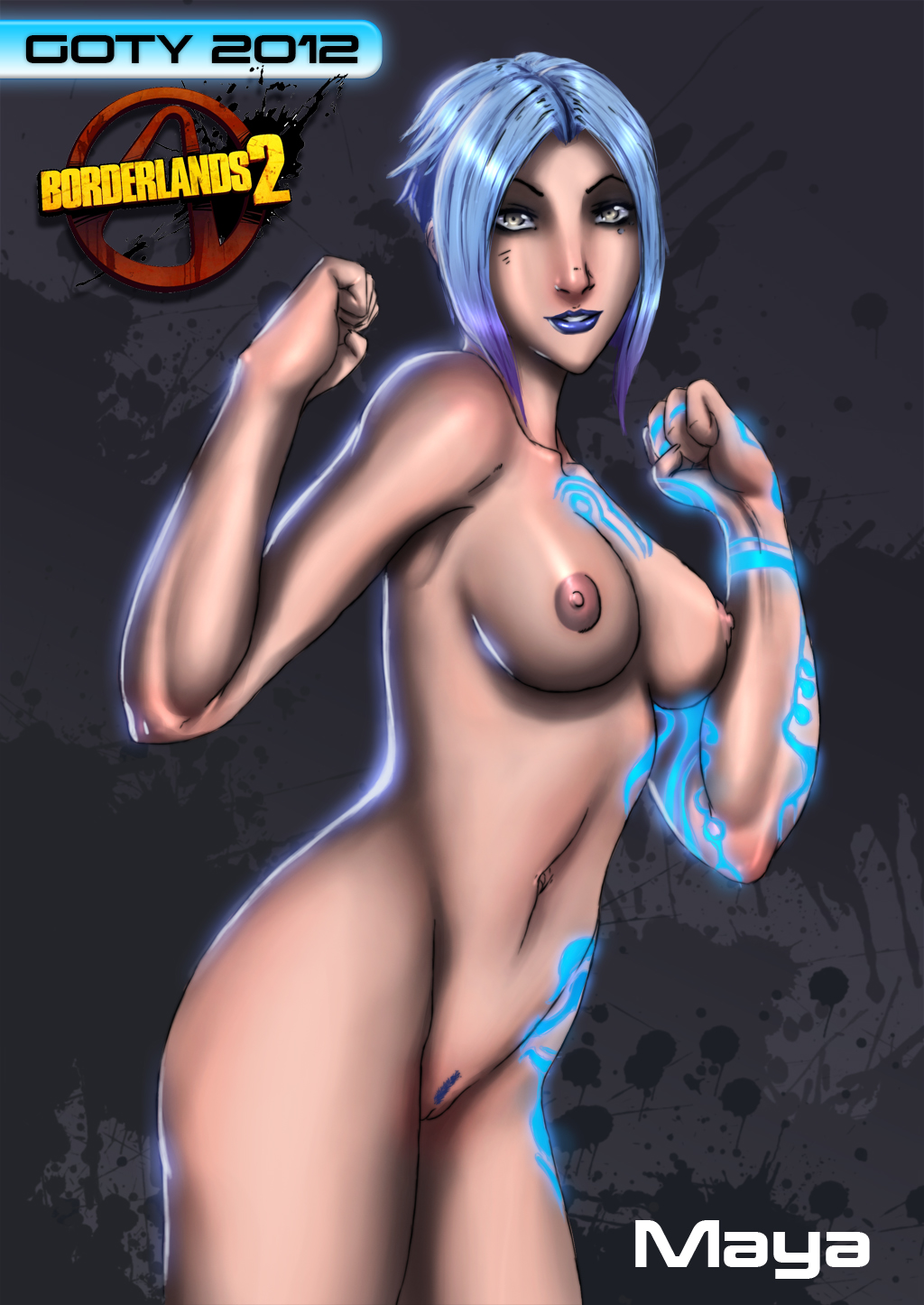 gaige borderlands 2 maya or Bloodstained ritual of the night apples