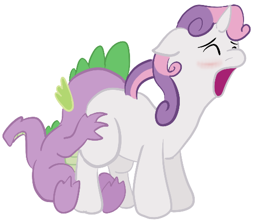 sweetie belle x mash button Amazing world of chi chi
