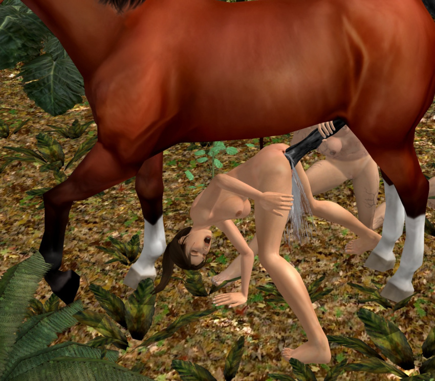 by fucked a horse tomb raider Five 3d nights at freddy's 2