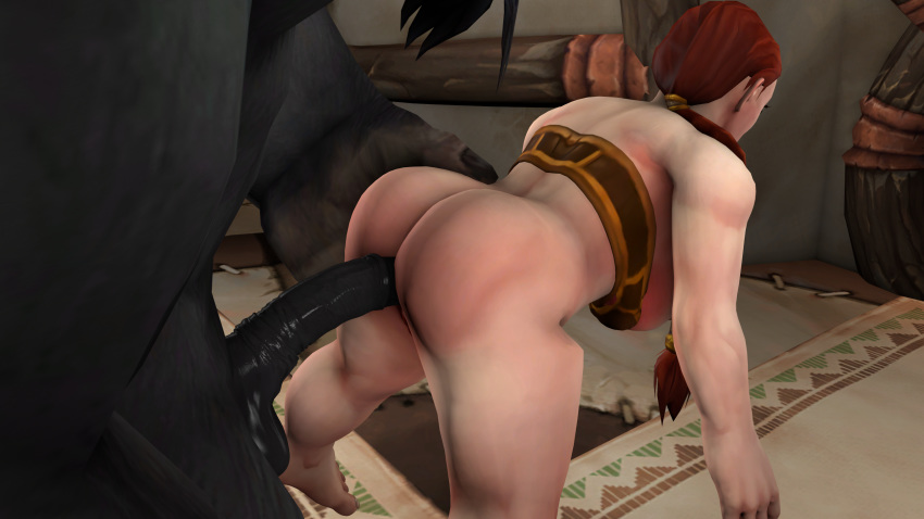 warcraft dwarf porn world of Mom and sister are size queen sluts
