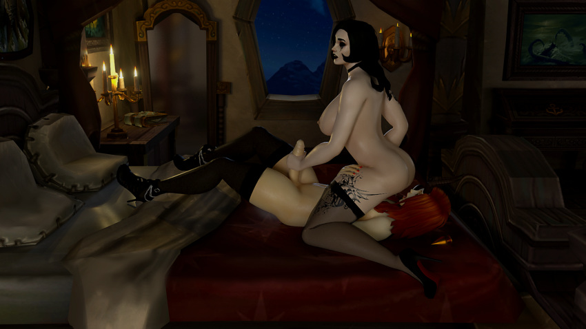 female of troll warcraft world The witcher 3 lady of the lake