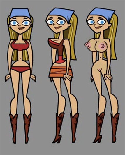 hentai total island courtney drama Phineas and ferb breast expansion