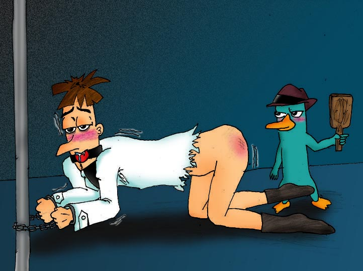 ferb the perry and phineas platypus nude Gta 5 princess robot bubblegum car