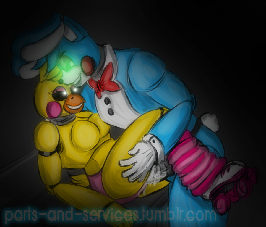 toy fnaf and bonnie chica toy A hat in time prince