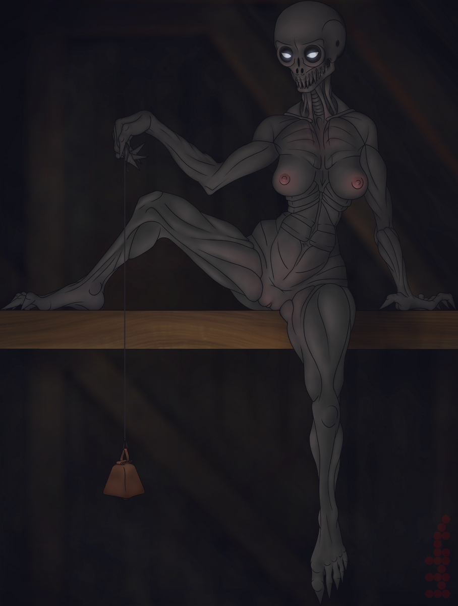 scp scp breach containment 106 Ginny from harry potter nude