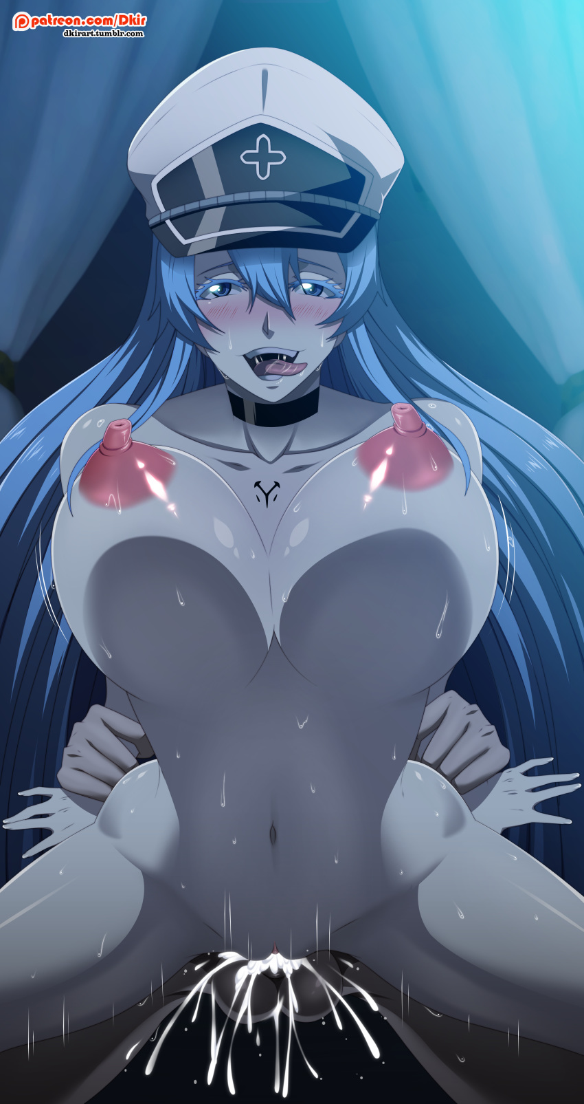 kill akame ga leone from Zell23 forest of blue skin
